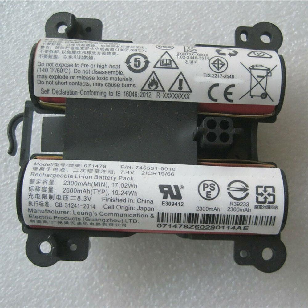 Batterie pour BOSE 071478