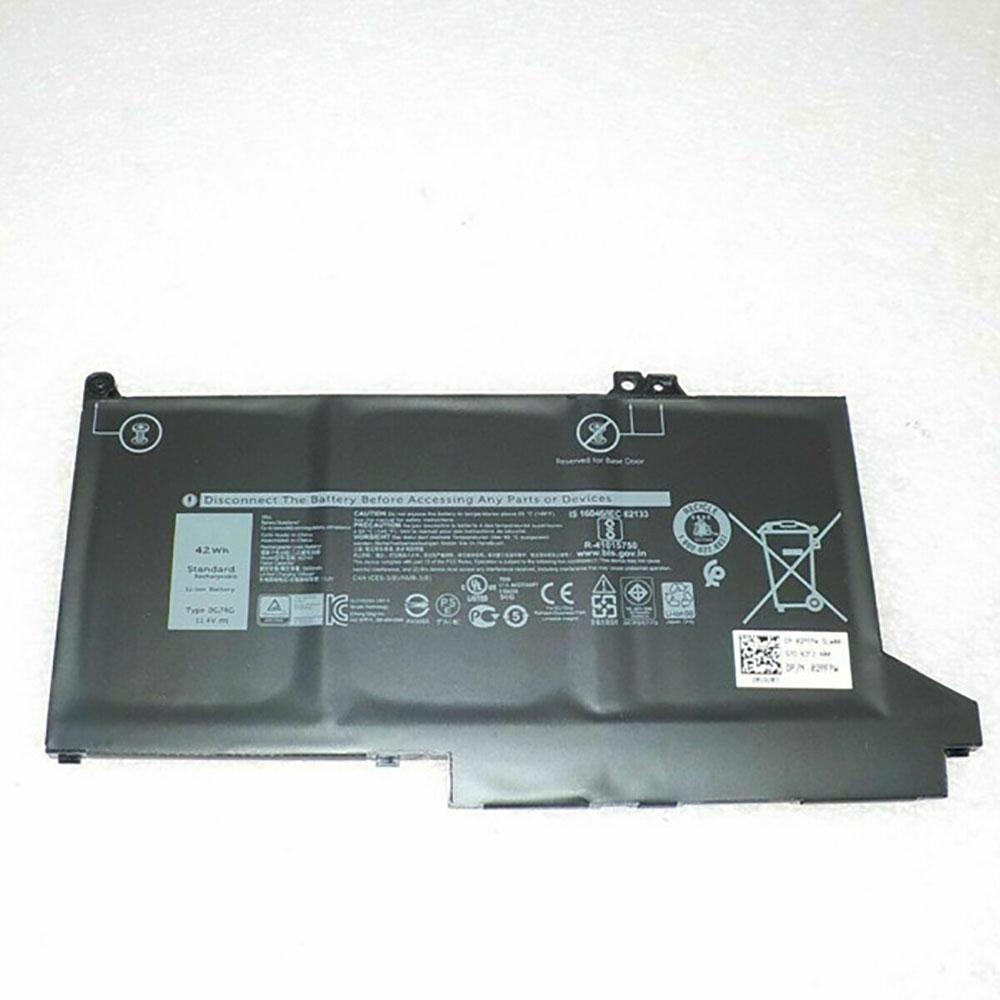 Batterie pour DELL 0G74G