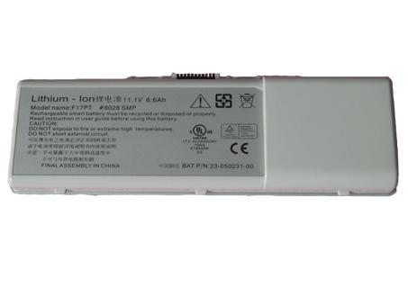 Batterie pour TWINHEAD F17PT