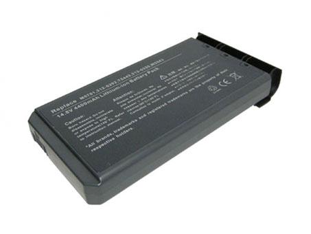Batterie pour DELL W5543