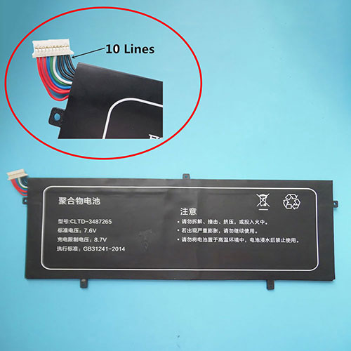 3282122-2S pc batteria