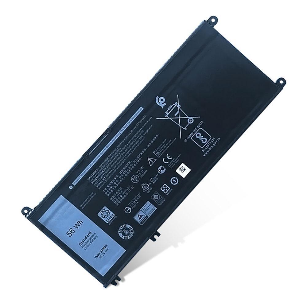 Batterie pour DELL 33YDH