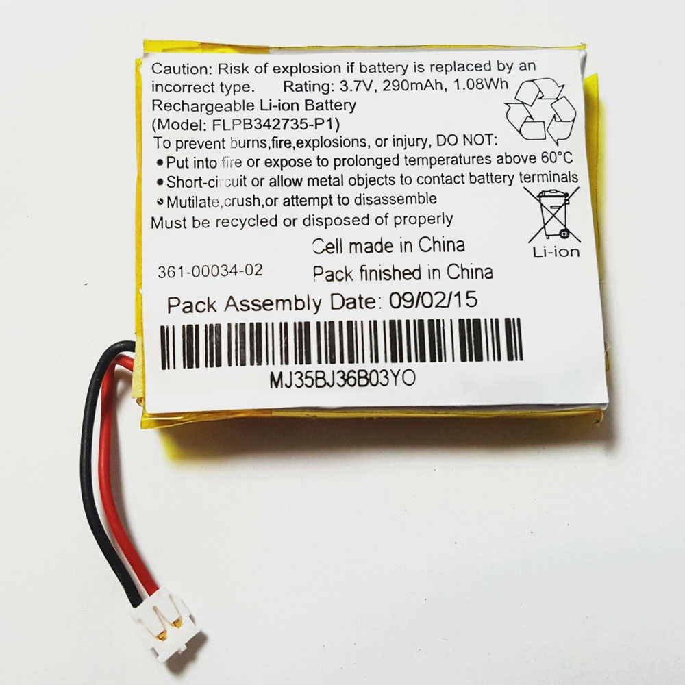 361-00034-02 pc batteria