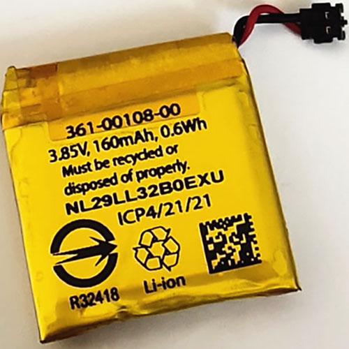 Batterie pour GARMIN 361-00108-00