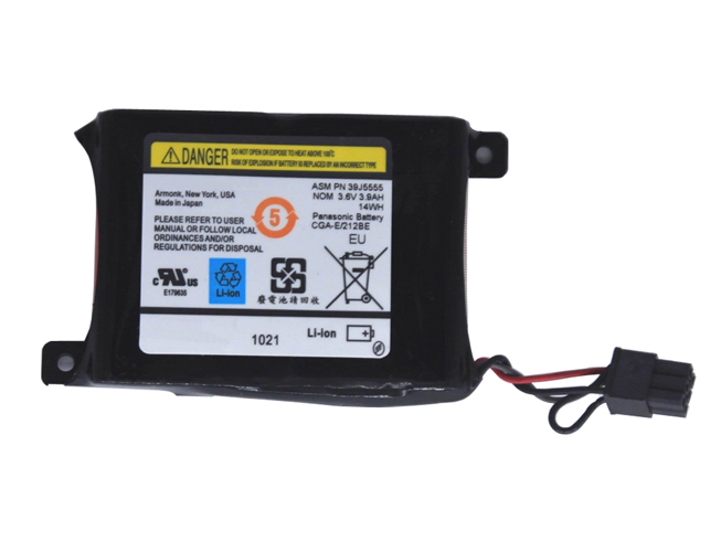 Batterie pour IBM 2780 39J5555 5580 5708 5780 74Y6773 74Y6870