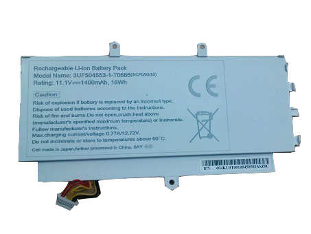 Batterie pour ACER 3UF504553-1-T0686