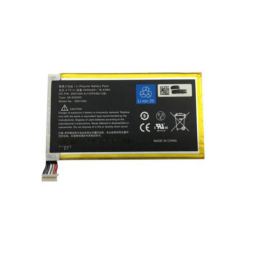 26S1005 pc batteria