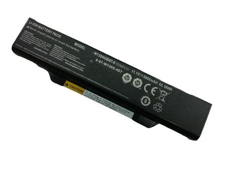 Batterie pour CLEVO 6-87-W130S-4D7