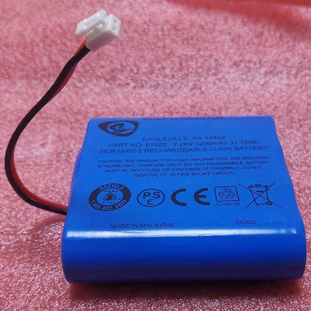 61522 batteria