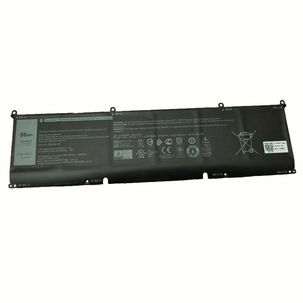 Batterie pour DELL 69KF2
