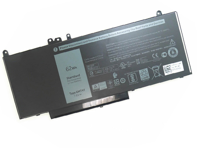 Batterie pour DELL 6MT4T