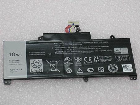 Batterie pour DELL 74XCR