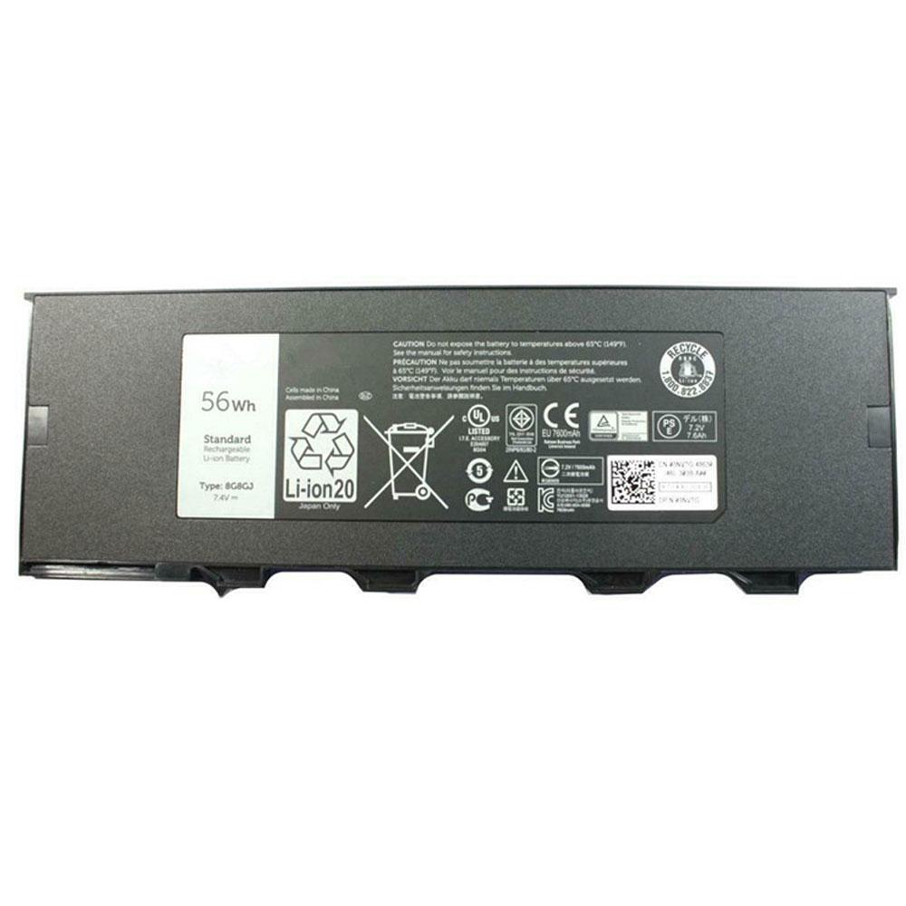 Batterie pour DELL 8G8GJ