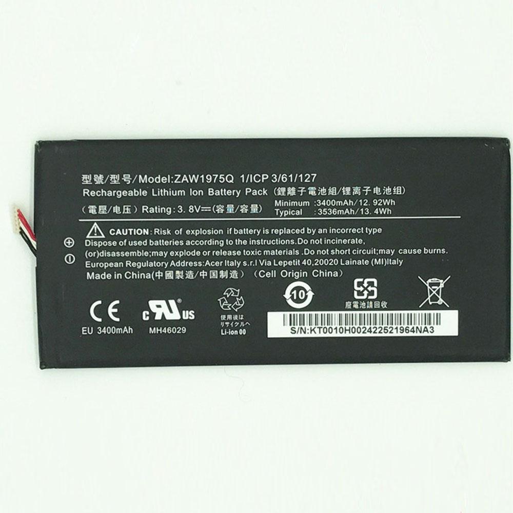 Batterie pour ACER ZAW1975Q