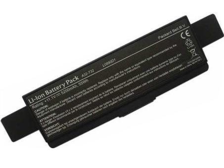 Batterie pour PACKARD_BELL 7436800000