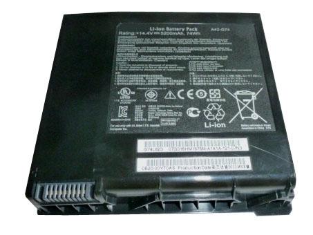 Batterie pour ASUS A42-G74