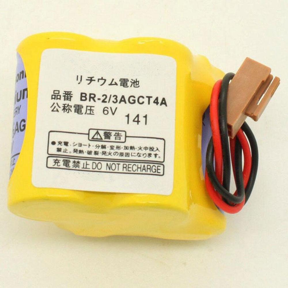 Batterie pour FANUC BR-2/3AGCT4A