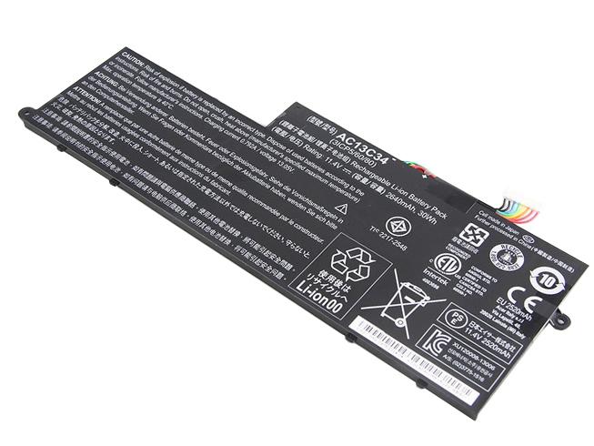 Batterie pour ACER AC13C34