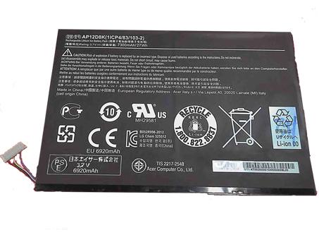Batterie pour ACER AP12D8K
