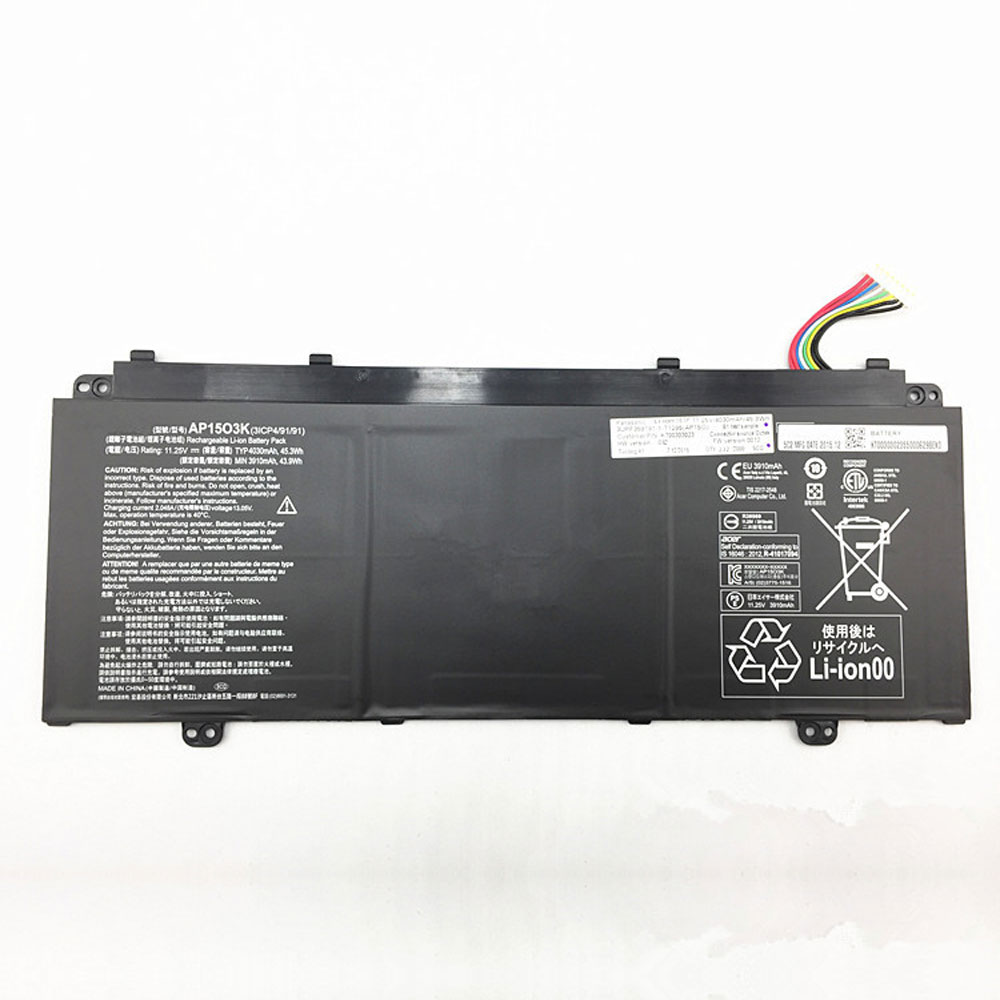 AP1503K pc batteria