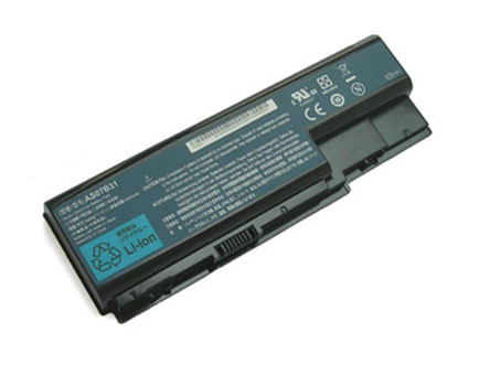 Batterie pour GATEWAY AS07B71