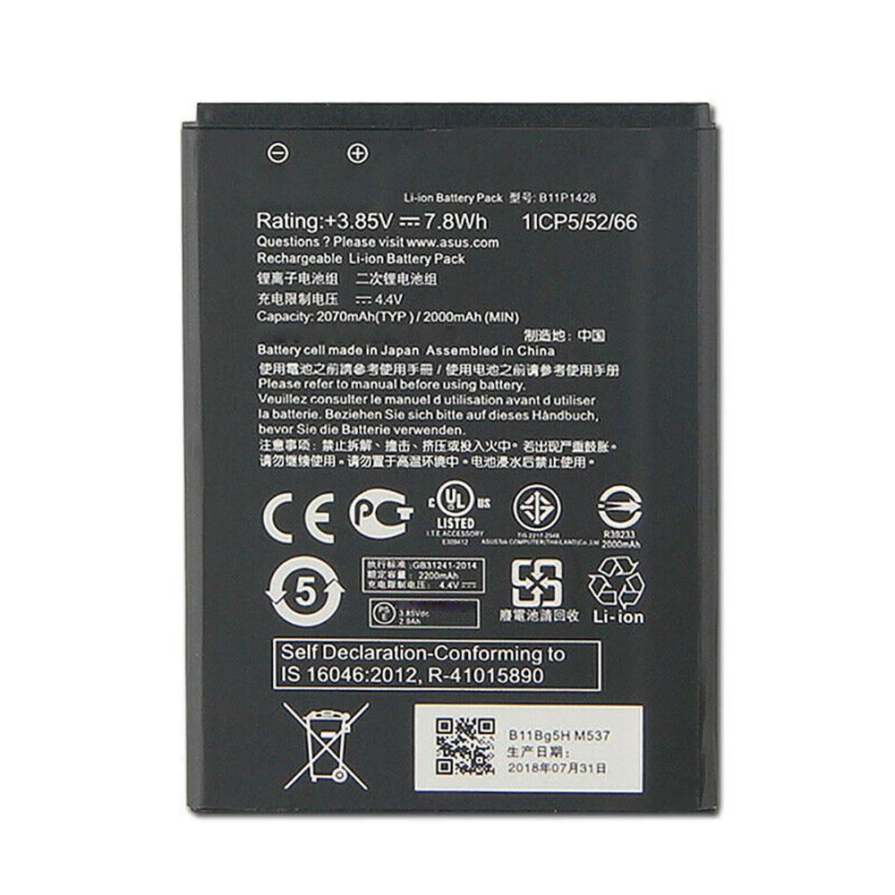 Batterie pour ASUS B11P1428
