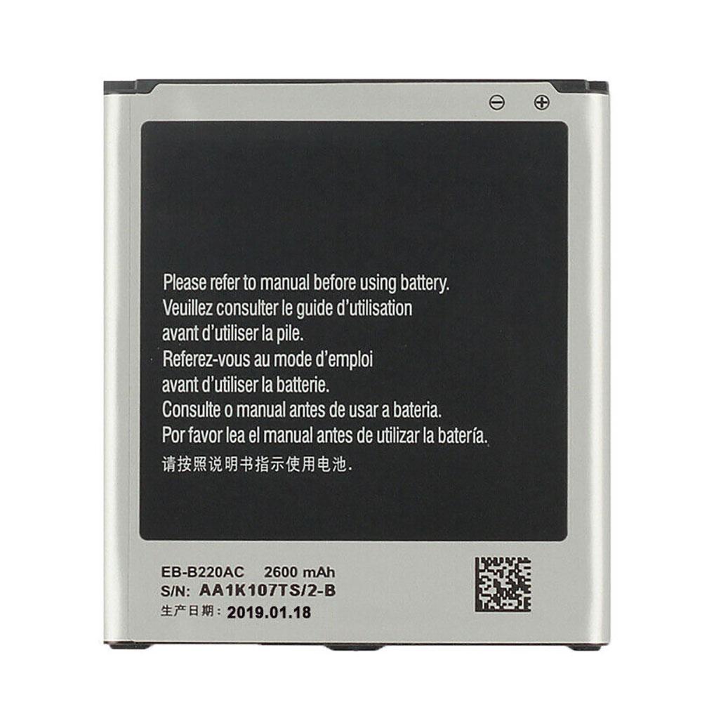 Batterie pour SAMSUNG EB-B220AC