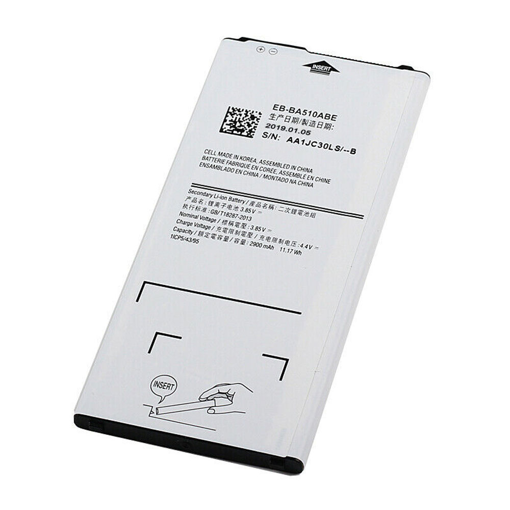Batterie pour SAMSUNG EB-BA510ABE