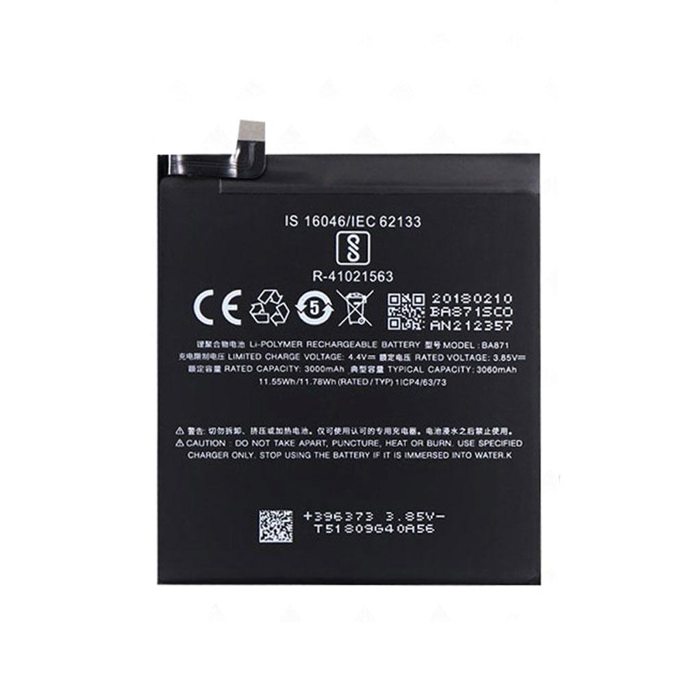 BA871 batteria