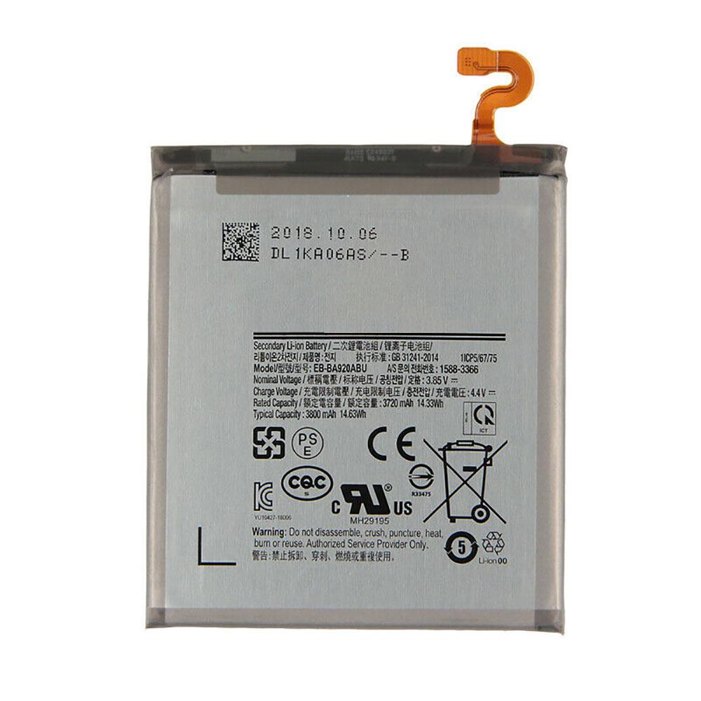 Batterie pour SAMSUNG EB-BA920ABU