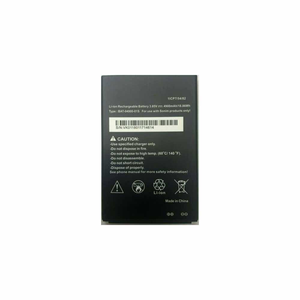 BAT-04900-01S batteria