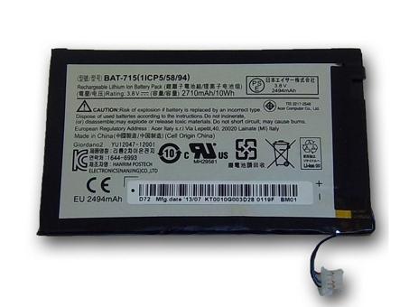 Batterie pour ACER KT.0010G.003