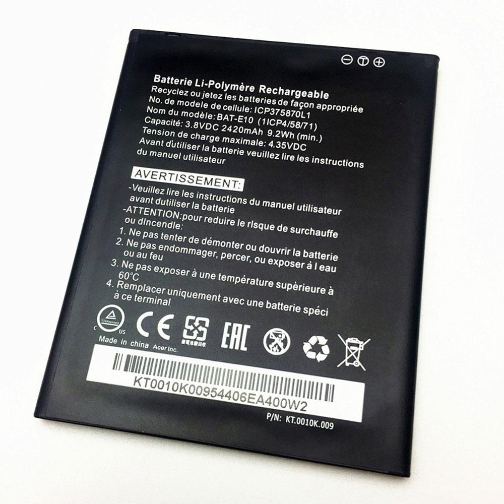 BAT-E10 pc batteria