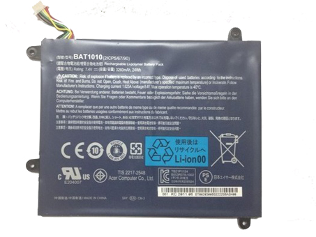 Batterie pour ACER BT.00207.001
