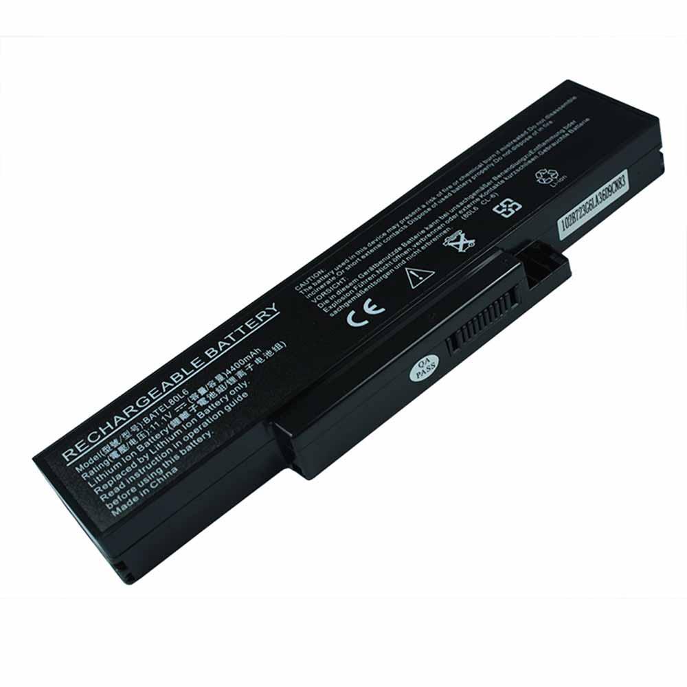 Batterie pour DELL BATEL80L6