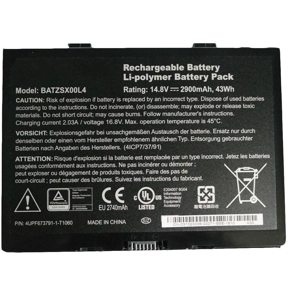 Batterie pour MOTION BATZSX00L4