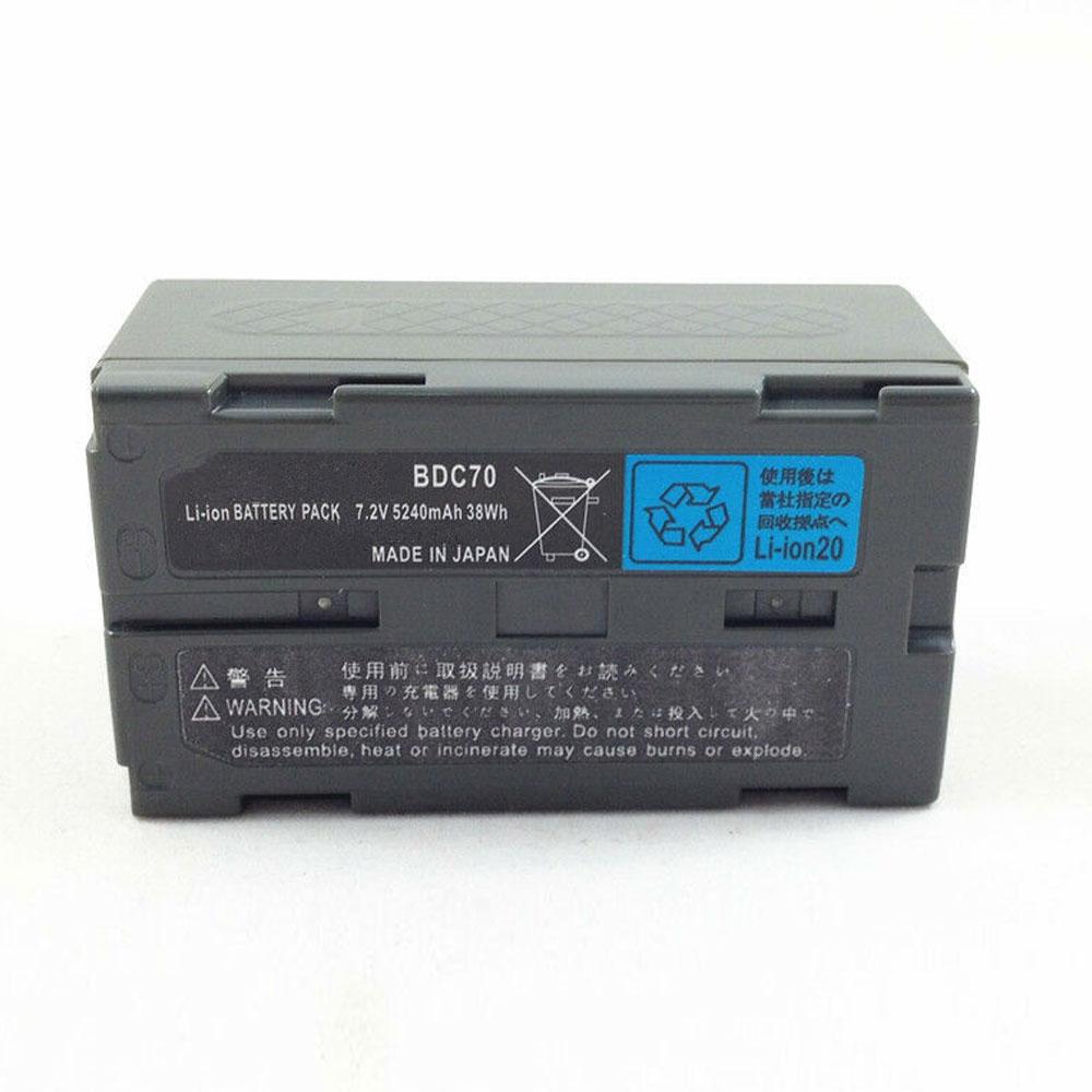 BDC70 pc batteria