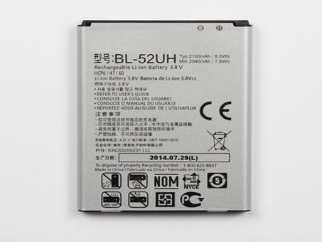 Batterie pour LG BL-52UH