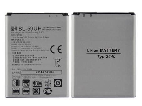 Batterie pour LG BL-59UH
