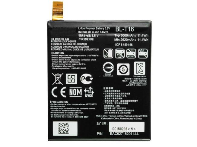 Batterie pour LG BL-T16