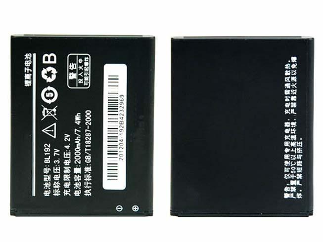 Batterie pour LENOVO BL192
