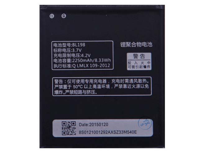 Batterie pour LENOVO BL198