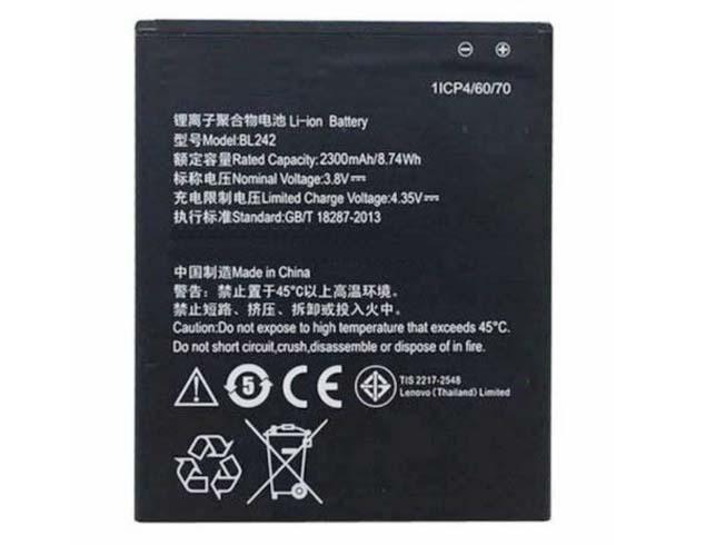 Batterie pour LENOVO BL242