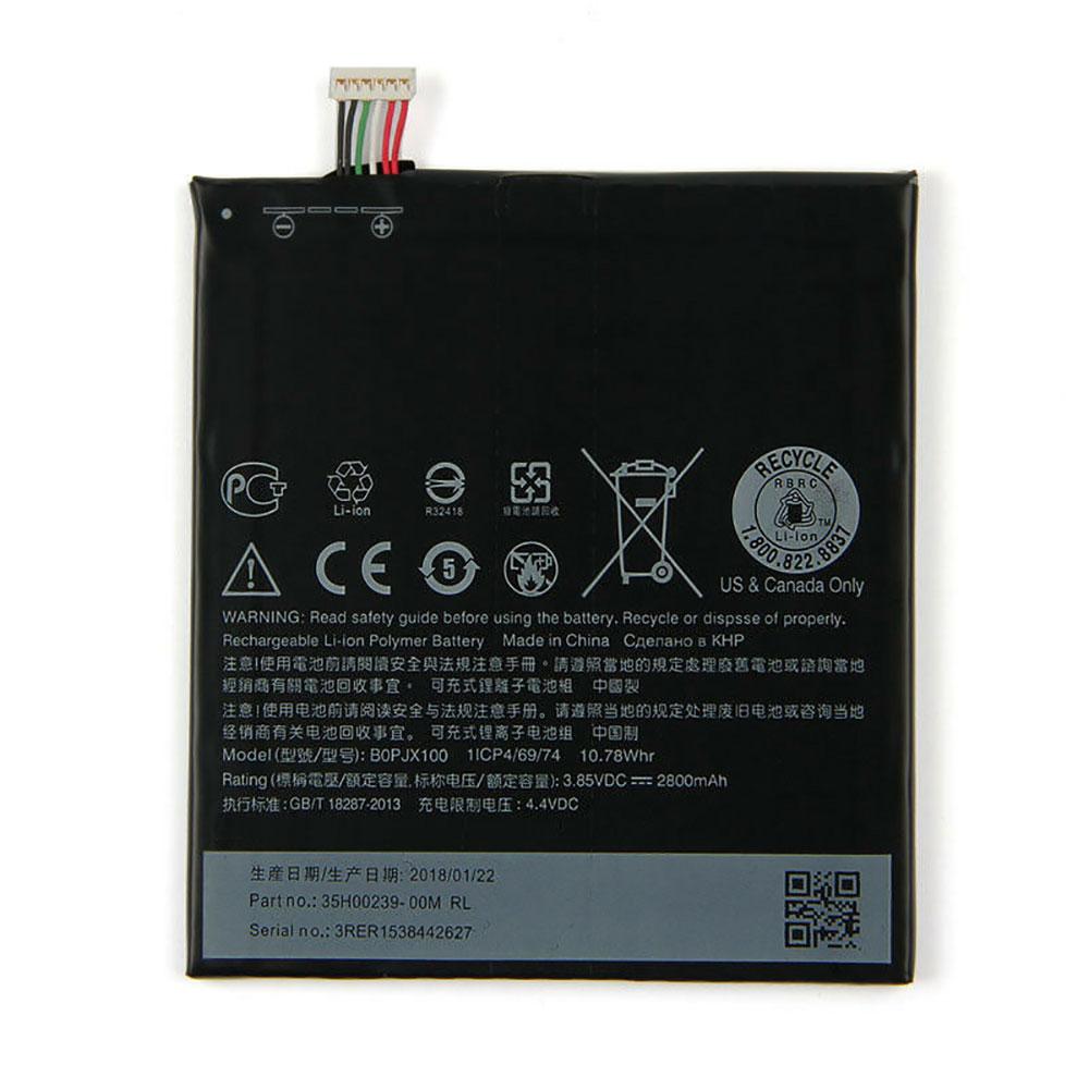 BOPJX100 batteria