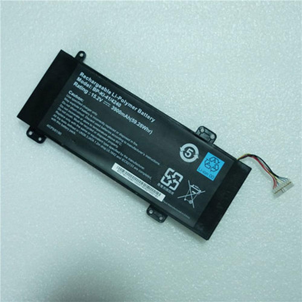 Batterie pour MSI BP-KI-41/4240