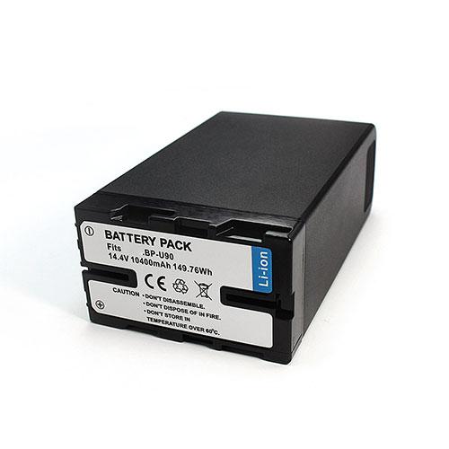 Batterie pour SONY BP-U90