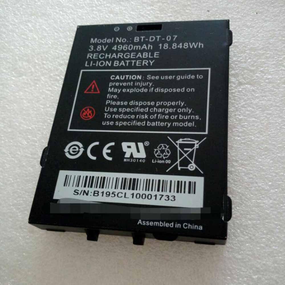 BT-DT-07 batteria
