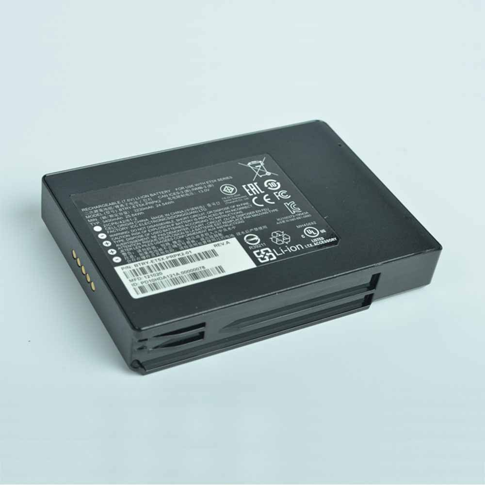 BTRY-ET5X-PRPK2 batteria