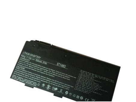 Batterie pour MSI BTY-M6D