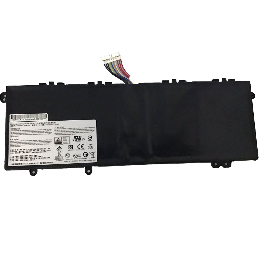 Batterie pour MSI BTY-S37